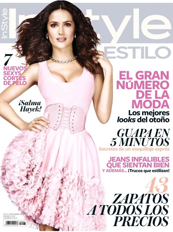 instyle septiembre