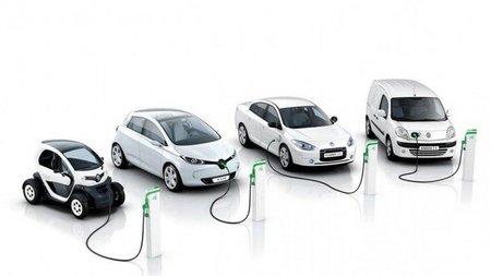 Coches eléctricos de Renault