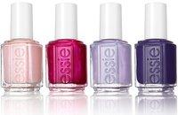 Essie nos ofrece dos colecciones más de esmaltes de uñas para primavera