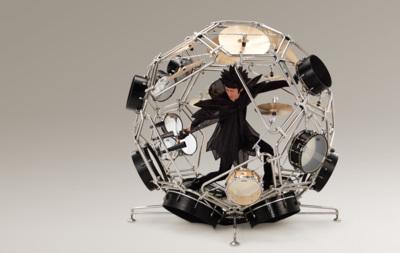 ¿Qué pasa cuando un diseñador de motos se pone a crear instrumentos musicales?