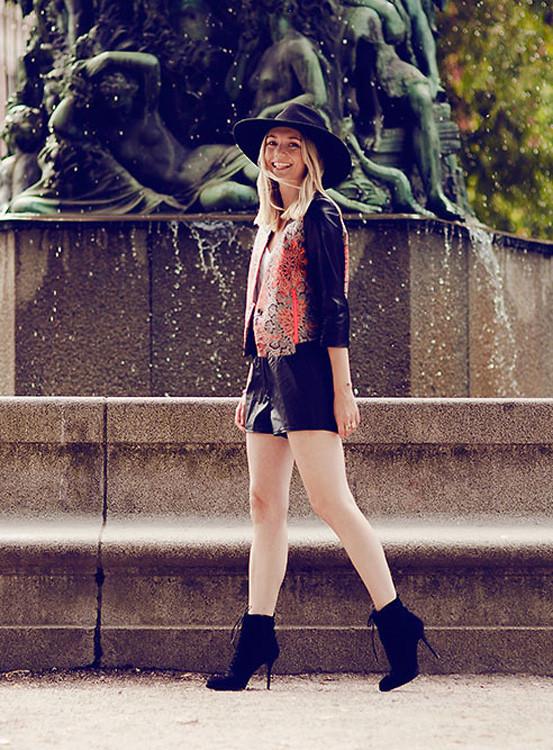 Zara tacones bloggers
