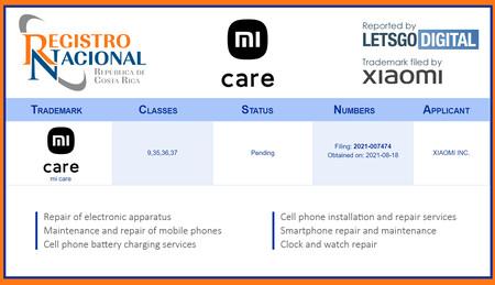 Xiaomi Mi Care