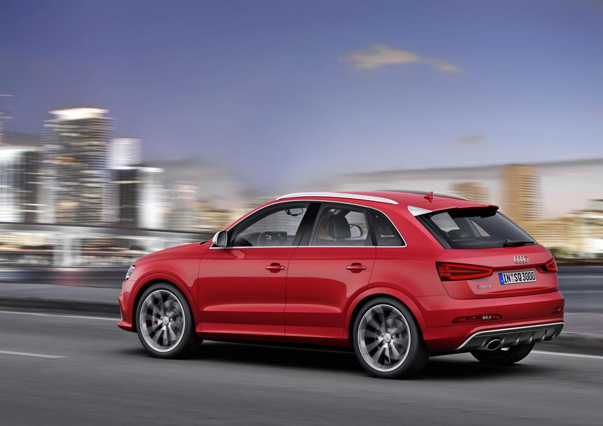 Audi Q3 Rs 8 18