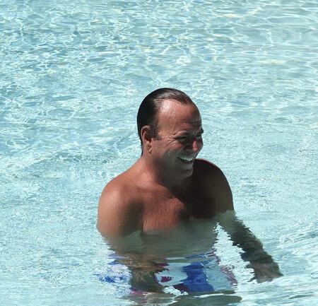 Julio Iglesias en Marbella