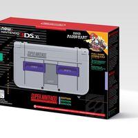 La New 3DS XL versión SNES ya se puede reservar en territorio americano: estrena diseño e incluye un juego preinstalado