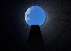 Así es una central nuclear abandonada por dentro