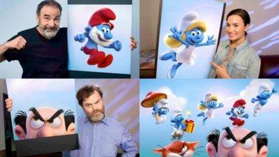 'Get Smurfy': teaser de la nueva película sobre los Pitufos