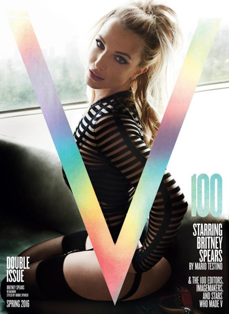 A ver, no, tú no es Britney Spears