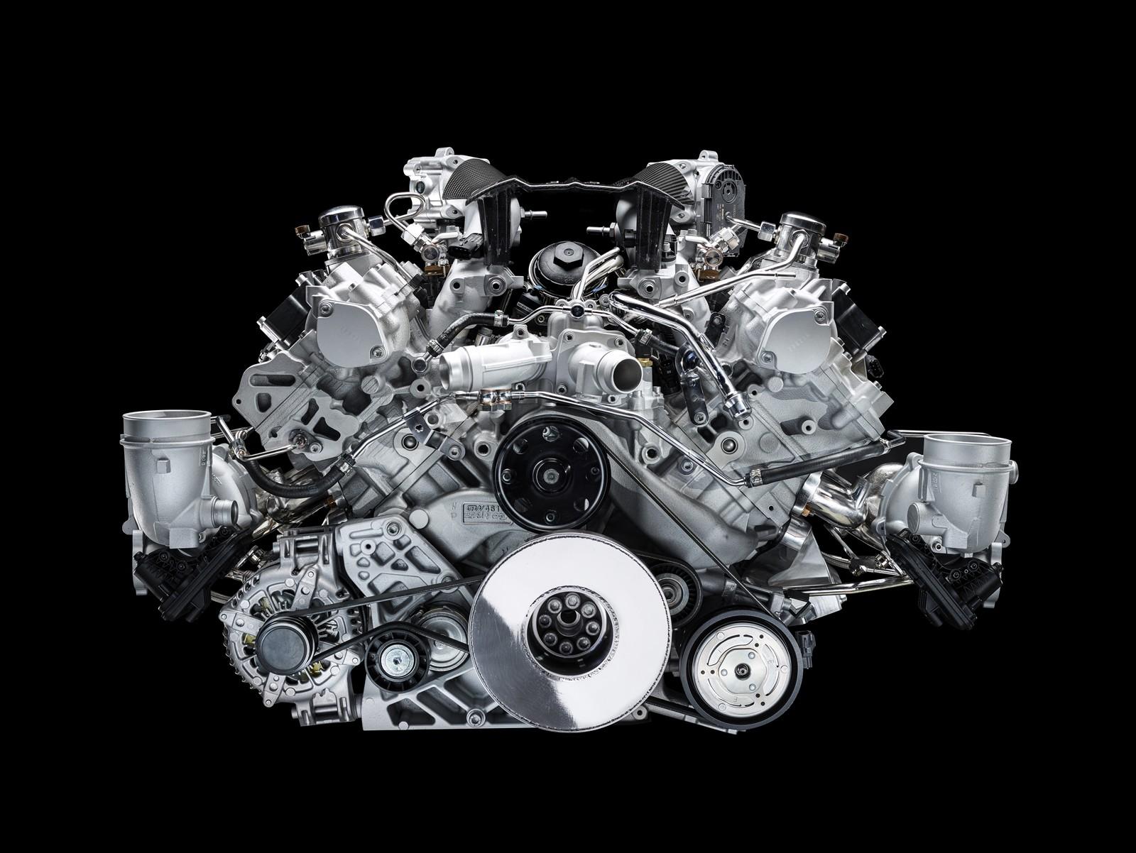 Foto de Motor Maserati Nettuno 2020 (9/10)