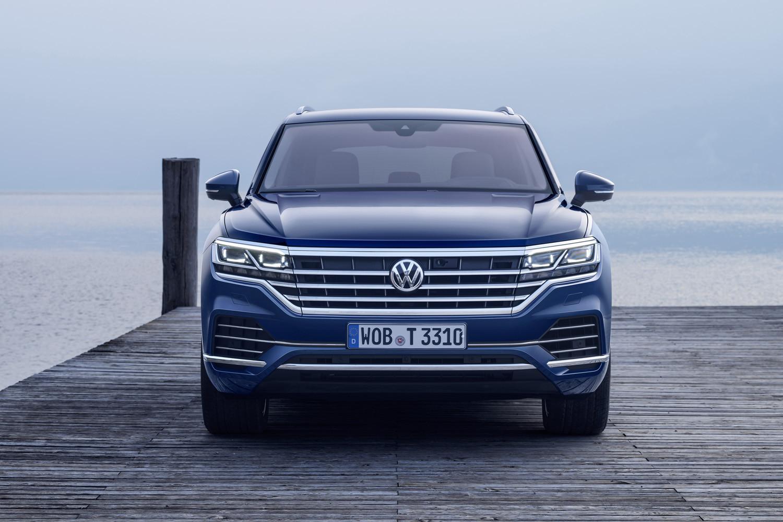 Foto de Volkswagen Touareg 2018, toma de contacto (34/83)