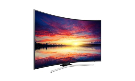 Samsung UE55MU6292, una smart TV curva con 55 pulgadas 4K que ahora en eBay encontramos por 599,99 euros