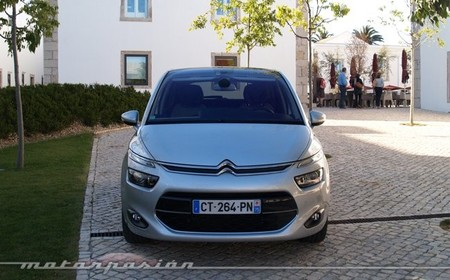 Citroën C4 Picasso 2013 presentación en Lisboa 04