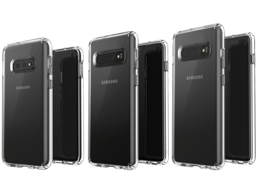 Los Samsung Galaxy S10, S10E y S10+ se dejan ver antes de tiempo gracias a Evan Blass, atentos a la batería
