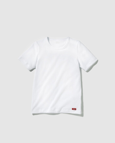 Camiseta Termica De Nino Impetus En Blanca Basica