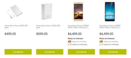 Xiaomi Soriana