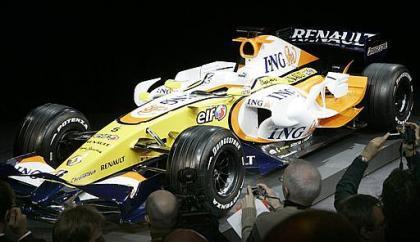 Datos y fotos del nuevo Renault R28