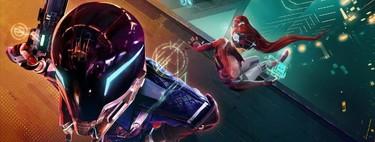 'Hyper Scape': revisamos el arsenal del 'battle royale' futurista con el que Ubi Soft quiere enfrentarse a 'Fortnite'
