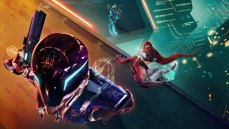 'Hyper Scape': revisamos el arsenal del 'battle royale' futurista con el que Ubi Soft quiere enfrentarse a 'Fortnite'
