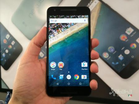 Nexus 5X, primeras impresiones