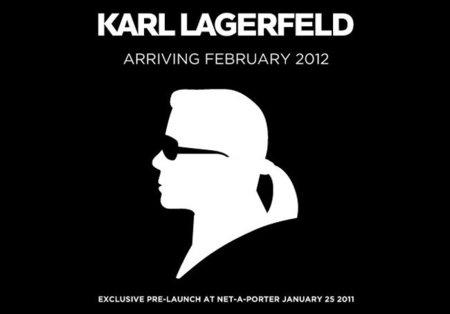 Karl Lagerfeld web