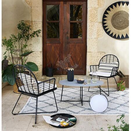 11 muebles y complementos muy top para convertir la terraza en el nuevo salón de tu casa