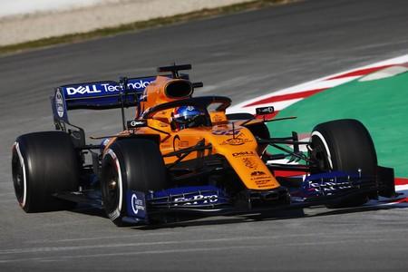 Sainz Espana F1 2019