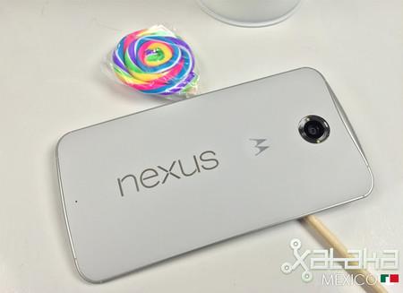 Nexus 6, precio y disponibilidad en México