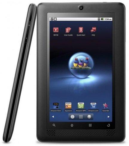 ViewSonic ViewBook 730 entra en la guerra de tablets asequibles