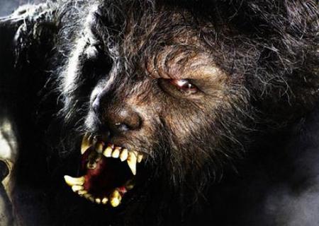'El hombre lobo', una bestia desdentada