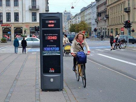 El apoyo a la movilidad alternativa crece en Dinamarca