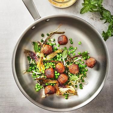 Primero fueron los perritos calientes y ahora las albóndigas: Ikea continúa ampliando su carta vegetariana
