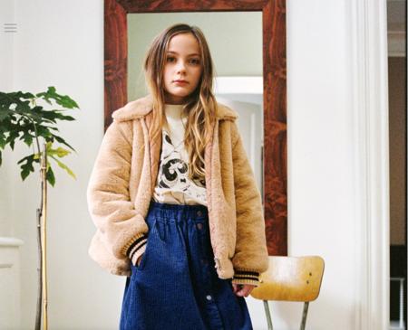 Abrigos y jerséis de Zara y H&M en rebajas para que los peques de la casa se protejan del frío