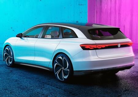 Volkswagen Confirma La Produccion De Su Station Wagon Electrica 3