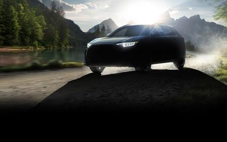 Solterra EV: Subaru entrará al mercado de los autos eléctricos en 2022 con una SUV, y nos muestra su primera imagen