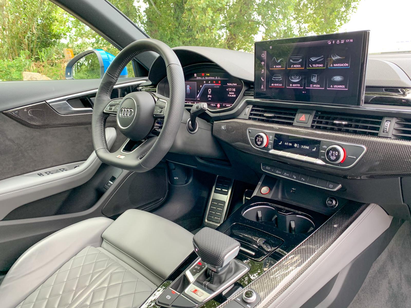 Foto de Audi S4 Avant 2020 (prueba) (19/26)