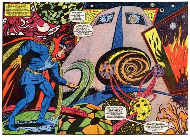 Doctor Strange Ditko