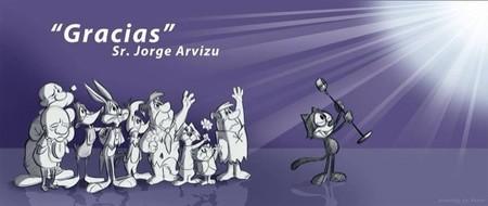 Ha fallecido Jorge Arvizu el doblador de Pedro Picapiedra entre otros grandes personajes de la televisión