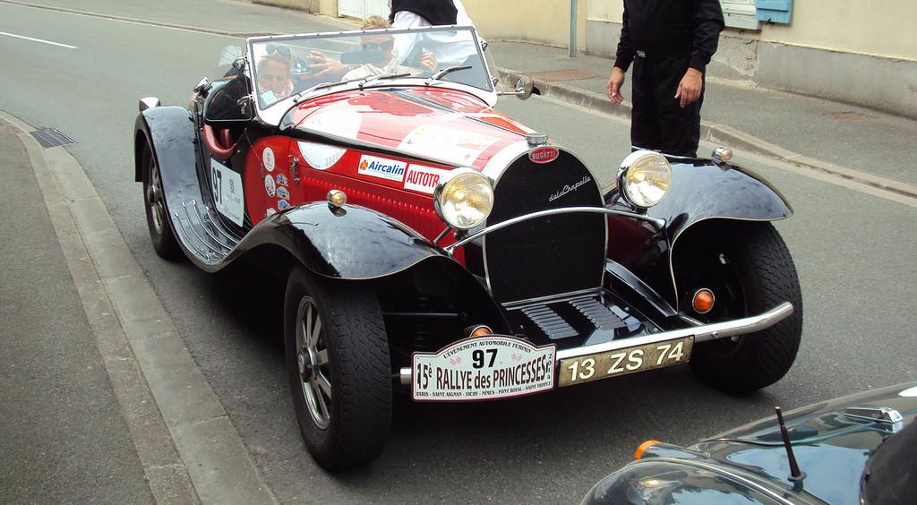 Bugatti De La Chapelle Type 55