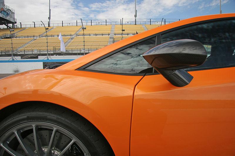 Foto de Lamborghini Gallardo Superleggera Naranja (16/19)