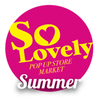 So Lovely pop up store market