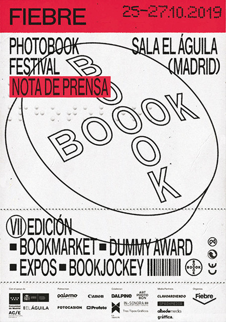 Fiebre Photobook Festival Cartel
