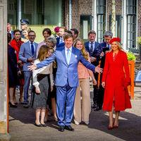 Los Reyes de Holanda vuelven a ofrecernos una tierna imagen en familia en uno de sus días más especiales