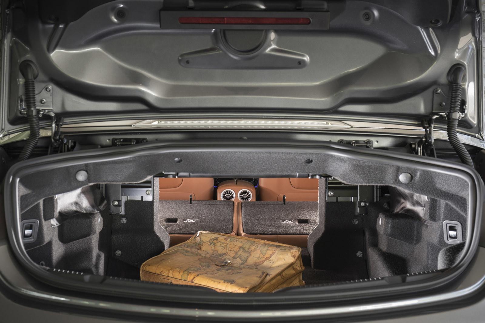 Foto de Mercedes-Benz Clase E Cabrio, toma de contacto (32/156)