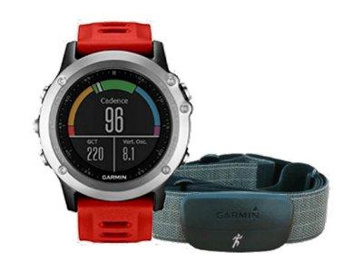 El Garmin Fenix 3 con sensor cardiaco HRM Run, por 399 euros en Amazon