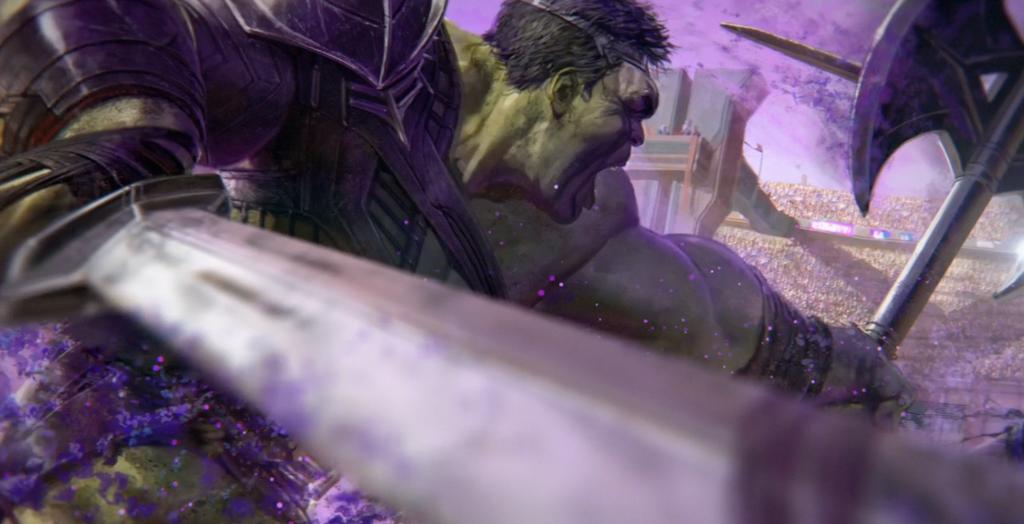 Thor 3 Ragnarok Imagen Arte Conceptual 3