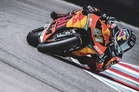 Brad Binder Moto2 Motogp Republica Checa 2018