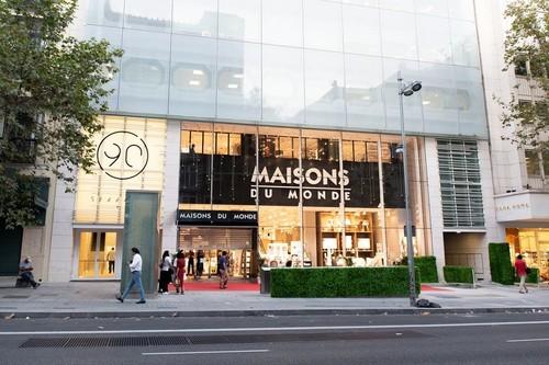 Maisons du Monde inaugura una espectacular tienda en Serrano