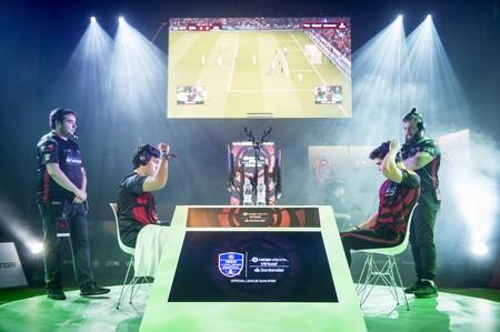 Gravesen arrolla en el primer King of the Hill de Virtual LaLiga eSports Santander y se lleva un premio de 1000 euros
