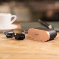 Sony demuestra que los audífonos inalámbricos pueden ser pequeños y tener cancelación de ruido