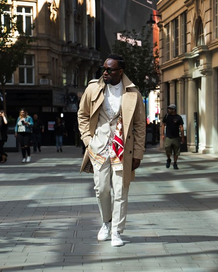 London Fashion Week Mens Street Style 2020 13